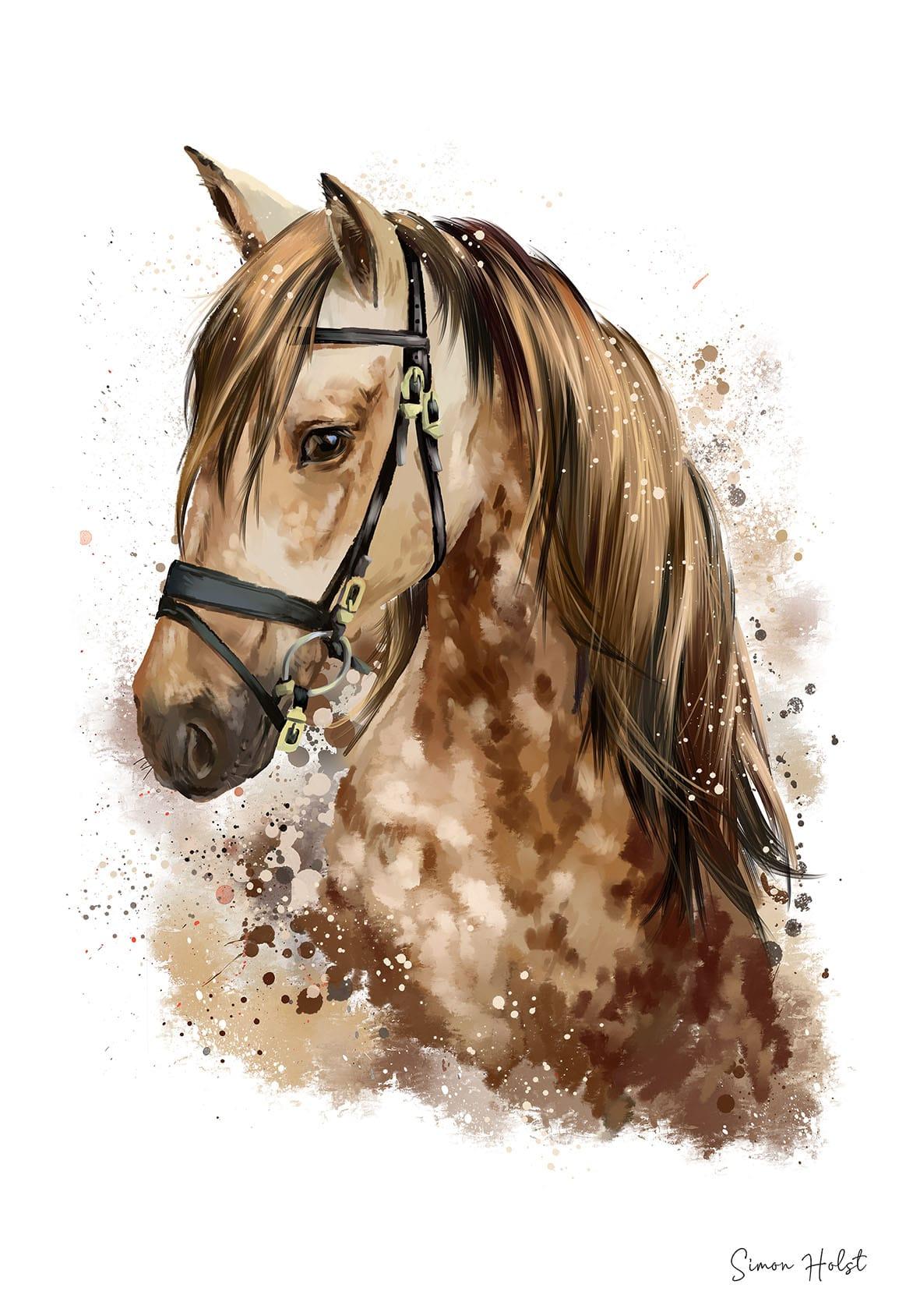 Hestekort